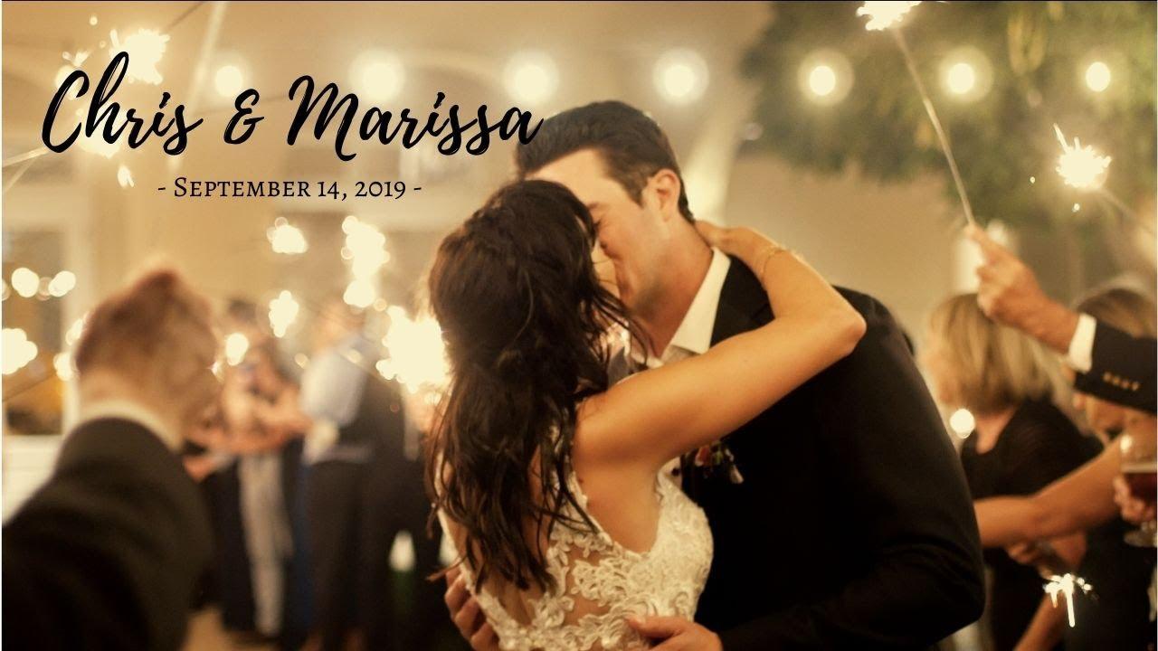 WEDDING DAY | Marissa and Chris