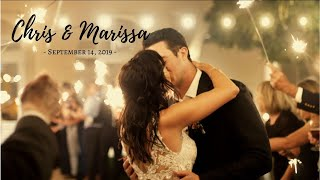 WEDDING DAY | Marissa and Chris