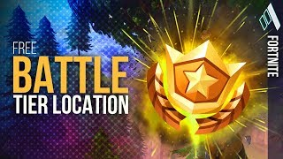 UNLOCK SECRET BATTLE PASS TIER GUIDE - Saison 4 Fortnite Bataille Royale