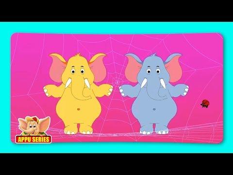 Un Elefante Se Balanceaba - Spanish Nursery Rhyme