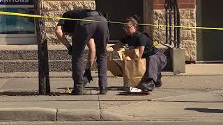 Calgary Police are investigating a suspicious death in Victoria Park