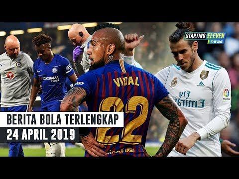 Collum Hudson Odoi Cidera 😥 kontrak Baru Artur Vidal 🤗 Bale Siap Hengkang ( Berita Bola  )