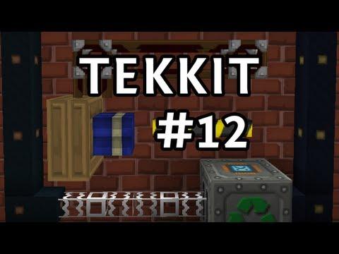 Tekkit - Part 12 - Power Struggle