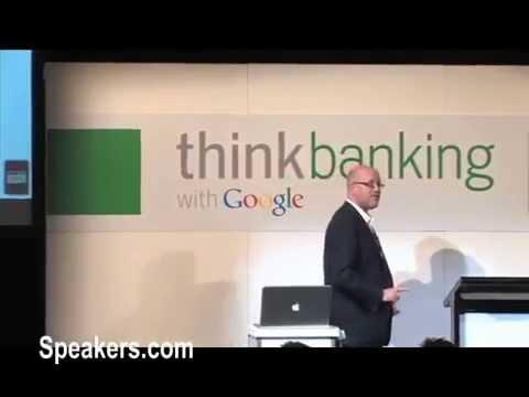Keynote Speaker: Brett King Presented By Speakers com Banking 4 Tomorrow