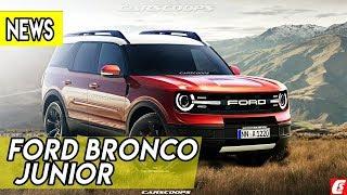 Nowy Ford Bronco Jr, hardcorowe BMW M3, Mercedes-Benz EQA   -  #348 NaPoboczu