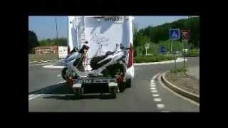 remorque transversale camping car towyl 123 remorque. Black Bedroom Furniture Sets. Home Design Ideas