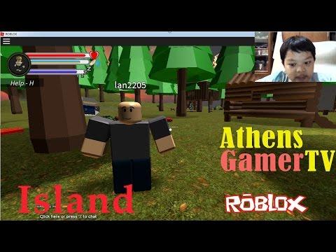 Roblox Island #ep 2 AthensGamerTV by AThens Thanakrit