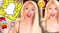 SNAPCHAT Q&A: My Real Name, Being Single & MORE! | Gigi
