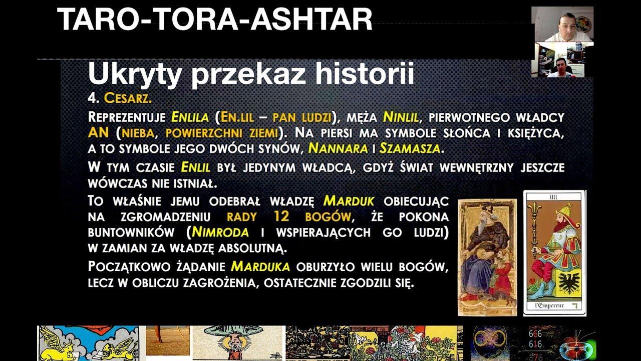 Część  3 ZAKAZANA WIEDZA Ukryty przekaz kart tarota A.LALAK i G.SKWAREK