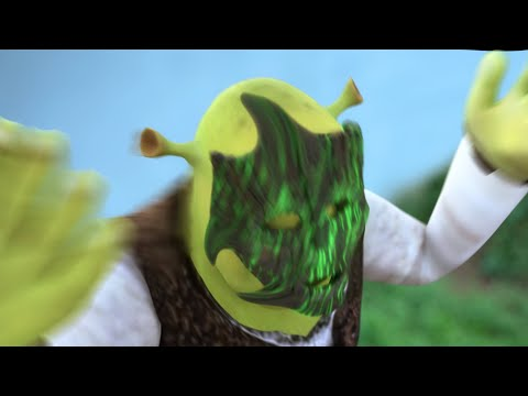 VENOM (The MASK) The Series - Ep24 (SHREK Wear The MASK)