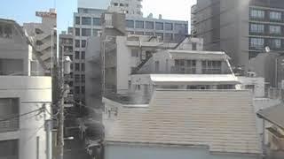 2019/09/27 特急スーパービュー踊り子3号伊豆急下田行き 新宿駅発車後 車内放送