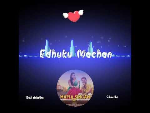 Edhuku Machan kadhalu cut song WhatsApp status