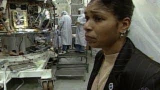 An African American Woman Breaks Barriers, Become Rocket Scientist