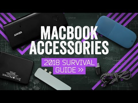 The MacBook Pro Survival Kit [2018] Mp3