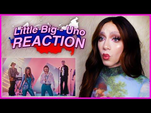 Russia | Eurovision 2020 Reaction | Little Big - Uno