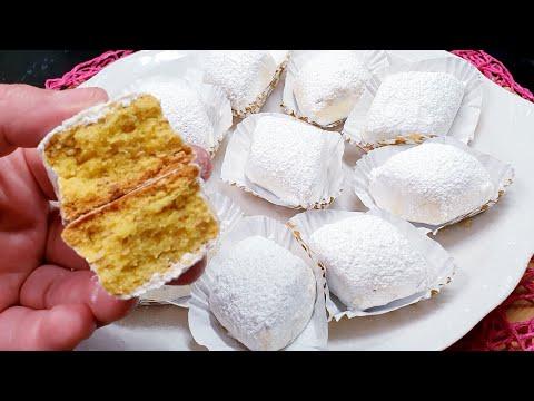 حلويات-العيد-2020/حلوة-بسو-ولا-تمسو-بالليمون-و-فلان-يدوب-دوبان-فيه-بنة-مقروط-اللوز/gâteau-algérien