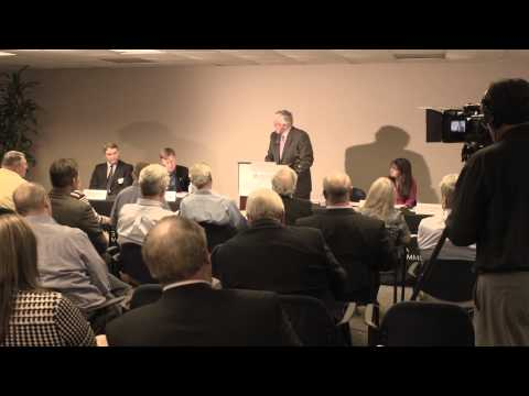 Longmont Chamber of Commerce Panel Discussion on Natural Gas 9/19/2012