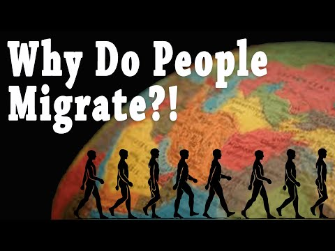 Why Do People Migrate?! (Push & Pull Factors: AP Human Geo)