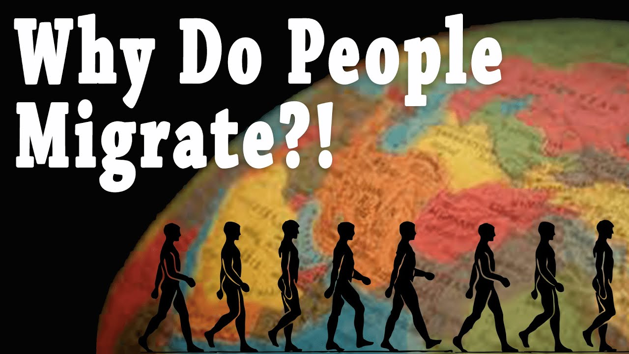 small resolution of Why Do People Migrate?! (Push \u0026 Pull Factors: AP Human Geo) - YouTube