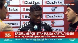 Beşiktaşlı Futbolcular'dan Maç Sonu Flaş Açıklamalar!