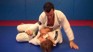 Armbar from elbow escape/mount Unity Jiu-jitsu