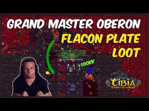 falcon-plate-loot-|-grand-master-oberon-|-tibia-damora