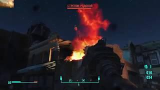 Прохождение Fallout 4 #19 Строим и задания минетменов