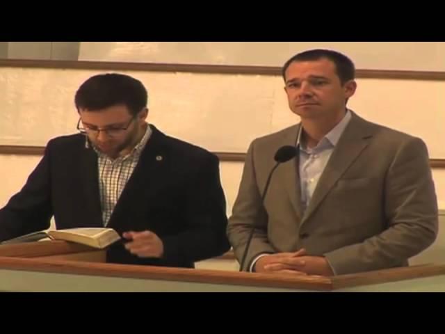 Молодежная конференция «РЕШЕНО!» Сессия - 5 Джонатан Рурк