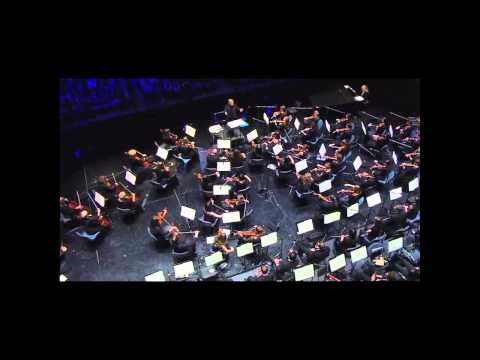 Ennio Morricone & SOFIA Symphony Orchestra GABRIEL'S OBOE, FALLS, ON EARTH AS IT IS IN HEAVEN.