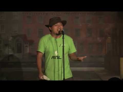 """my stand up comedy graduation performance """"I"""