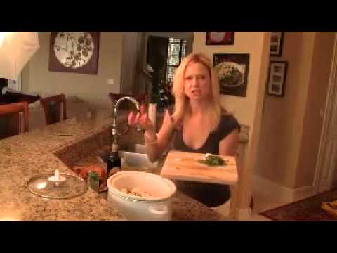A Eat Clean Recipe for the Slow Cooker – Lemon Turmeric Whole Chicken and Vegetables