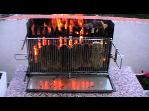 Bbq mechoui avec moteur essuie glace windshield wiper motor barbecue funny - Barbecue a cuisson verticale ...