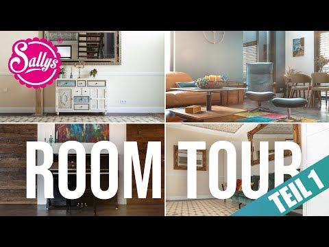 Unsere Roomtour Part 1 / Sallys Welt