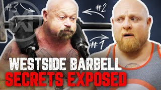 WESTSIDE BARBELL Exposed (Learn How Chuck Vogelpohl|George Halbert|Louie Simmons DOMINATED)