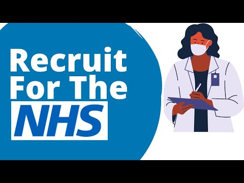 NHS Recruitment - How To Recruit For The NHS UK