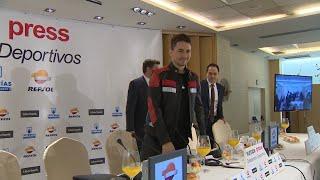 Jorge Lorenzo se muestra feliz en Honda y siendo compañero de Márquez