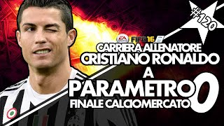C.RONALDO A PARAMETRO ZERO!! - Fifa 16 Carriera Allenatore #120