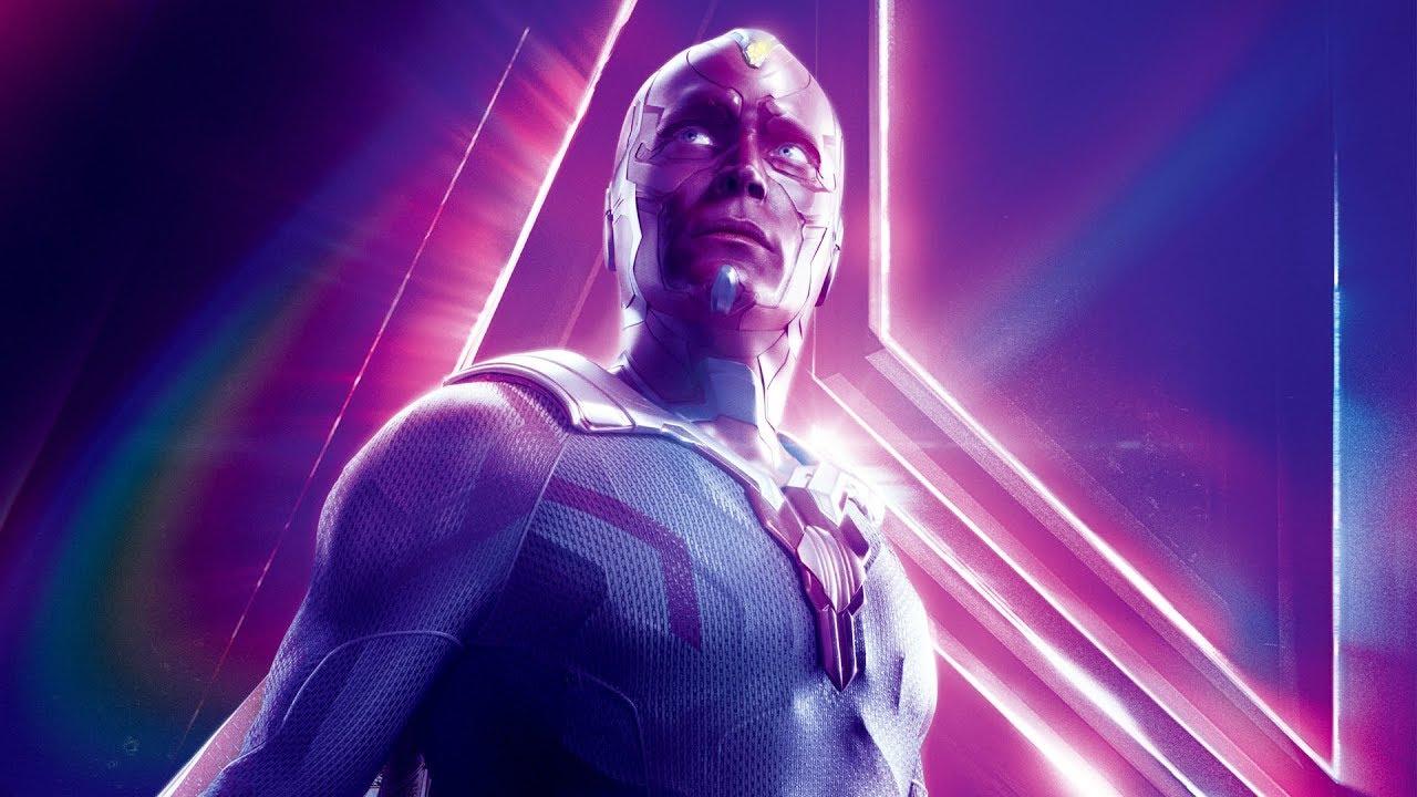 Dlaczego Vision żyje w serialu WandaVision skoro umarł w Infinity War?