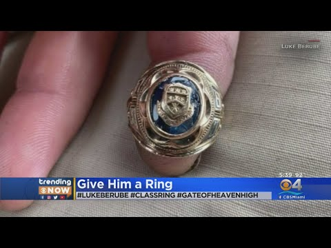 Bama, Rob & Heather - C'mon Get Happy: 59 year old Class Ring & Owner Reunited by Scuba Diver!