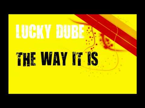 "Lucky Dube ""The way it is"""