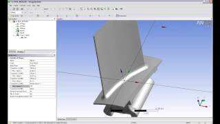 Видеоурок CADFEM VL1119 - Граничные условия в ANSYS DesignModeler