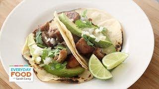 Simple Carnitas Tacos - Everyday Food with Sarah Carey
