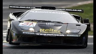 LAMBORGHINI DIABLO The Ultimate Sound Compilation