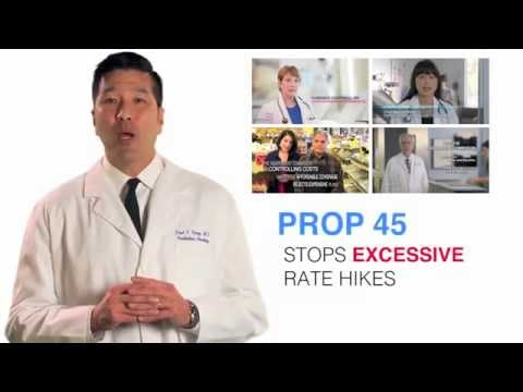 YES on Prop 45: Watch this Doctor SMASH Big Insurance's $55 MILLION propaganda campaign