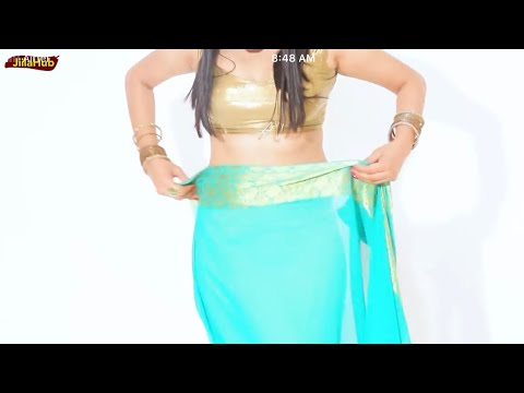 Properly Pleats Saree Draping | Learn How To Wear Indian Designer Saree Blouse Video