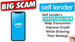 is Self Lender Credit a Scam | Build Credit and Save