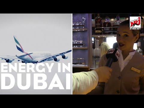 Emirates bringt ENERGY nach Dubai | Folge 1 | Der Flug