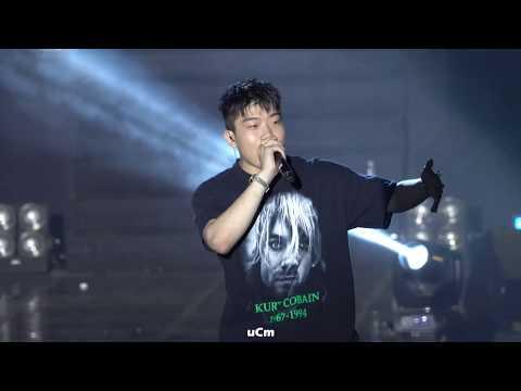 CHANGMO (창모), Hash Swan, ASH ISLAND, 김효은 - BAND @ 2019 ILLIONAIRE X AMBITION TOUR - 서울