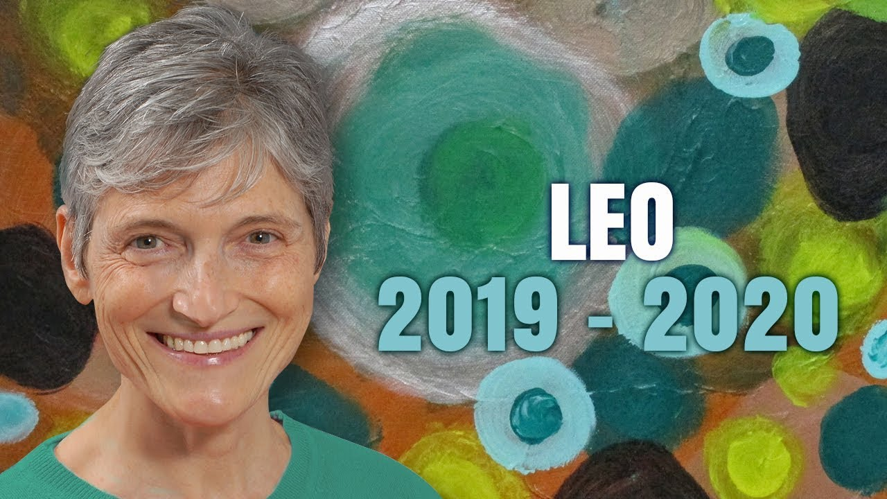 Leo 2019 - 2020 Astrology Annual Forecast
