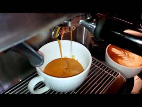 Pha cà phê Espresso, Cappuccino, Latte với máy pha cà phê Breville 870XL